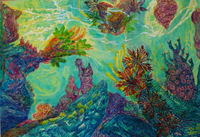 Madre del Mar, 50x70
